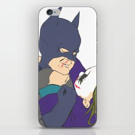 The childhood hero iPhone Skin