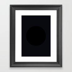 Tennis - Balls Serie Framed Art Print