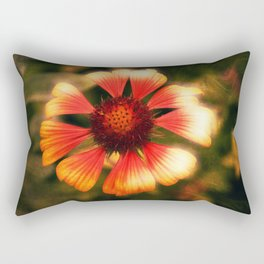 Augenblick  Rectangular Pillow