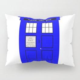 British Police Box Pillow Sham