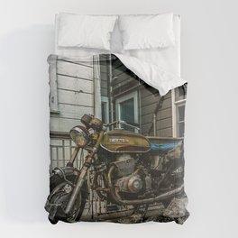 Backyard Benelli Comforters
