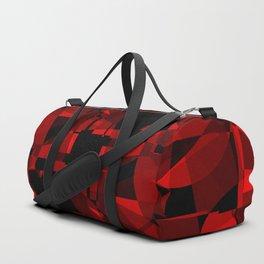 Fractured nightmare Duffle Bag