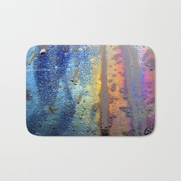 (t)Rainbow Bath Mat