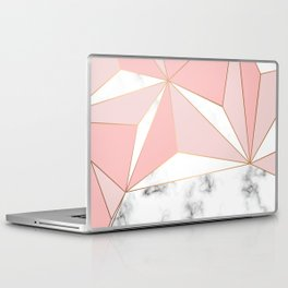 Marble & Geometry 042 Laptop & iPad Skin
