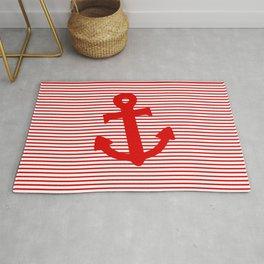 Boat Anchor Rug