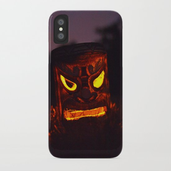 Autumn welcome iPhone Case
