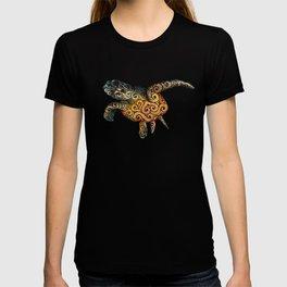 Swirly Turtle T-shirt
