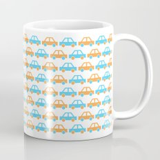 The Essential Patterns of Childhood - Car Mug