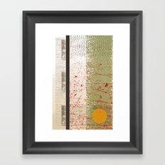 Environment Framed Art Print