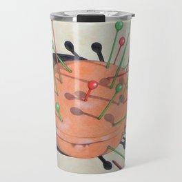 pincushion n. 1 Travel Mug