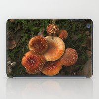 coven iPad Cases featuring The poisoned beauty by VanessaValkyria