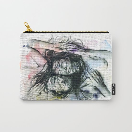 Loneliness my only friend Carry-All Pouch