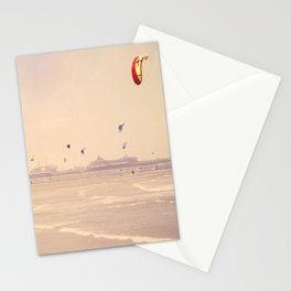 """""""One can never consent to creep when one feels an impulse to soar."""" Helen Keller   Stationery Cards"""