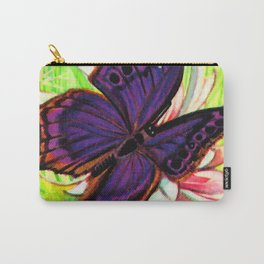 Butterflies Salamis temora Carry-All Pouch