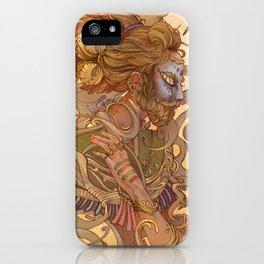 King Songbeard iPhone Case