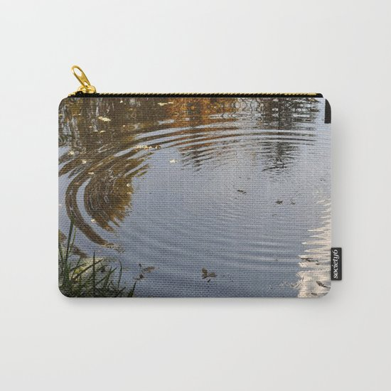 The Ripple  Carry-All Pouch