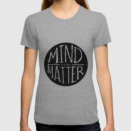 mind - matter T-shirt