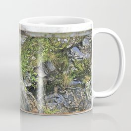 View number one from a bridge, contemplations Coffee Mug