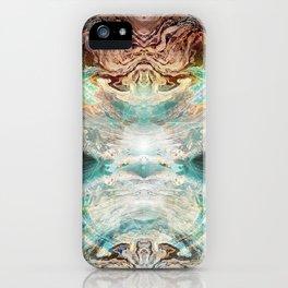 Ocean Blast iPhone Case