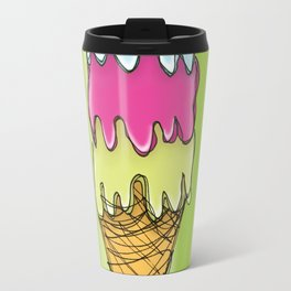 Triple Ice Cream Travel Mug