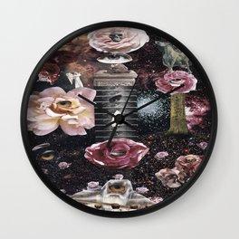 Cosmic Visions Wall Clock