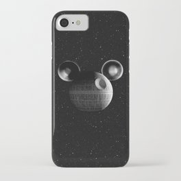That's no moon... Disney Death Star iPhone Case