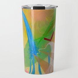 Abstract 4 Travel Mug