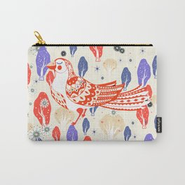 dreamy woods Carry-All Pouch