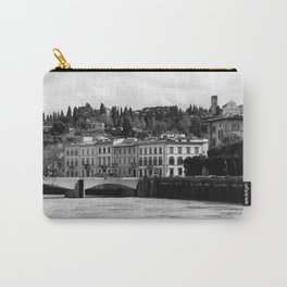 Over the Arno Carry-All Pouch