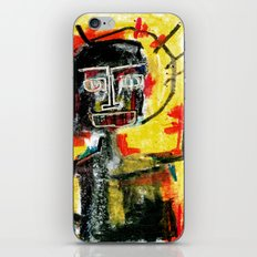 Happy human iPhone & iPod Skin