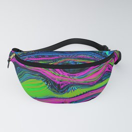 Zapped Fanny Pack