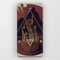 Mountain of Madness (alternate) iPhone & iPod Skin