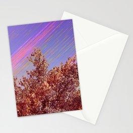 Comet Sky Stationery Cards