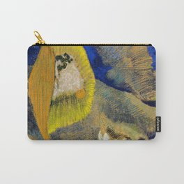 "Odilon Redon ""Vision sous-marine or Paysage sous-marin"" Carry-All Pouch"
