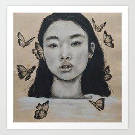 Spellbind Art Print