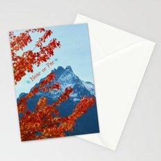 Near or Far Stationery Cards