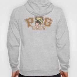 Pug Ugly Hoody