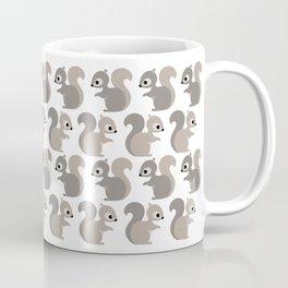 Grey squirrel Coffee Mug
