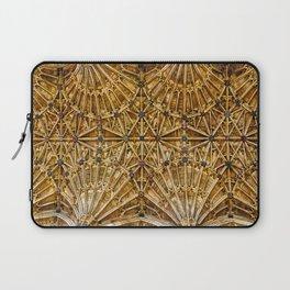 Fan Vaulted Ceiling Laptop Sleeve