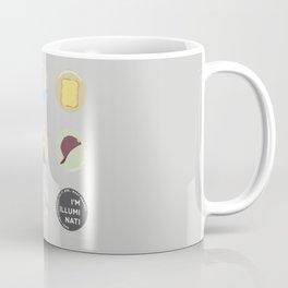 EVAK: A MINIMALIST LOVE STORY Coffee Mug