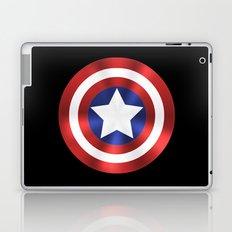 Cap. America Shield 2 Laptop & iPad Skin