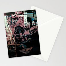 Concrete Jungle 2 Stationery Cards