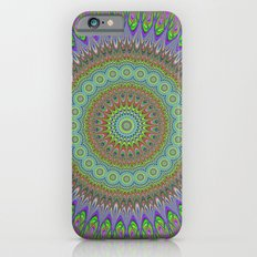 Mandala explosion iPhone 6s Slim Case