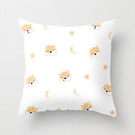 COSMODOG : Shiba Throw Pillow