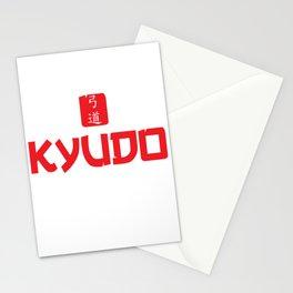 I Love Kyudo Kyudo Don't Always Love Me Back - Archery Stationery Cards