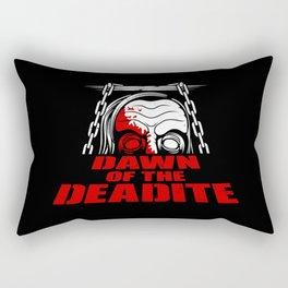 Dawn of the Deadite Rectangular Pillow