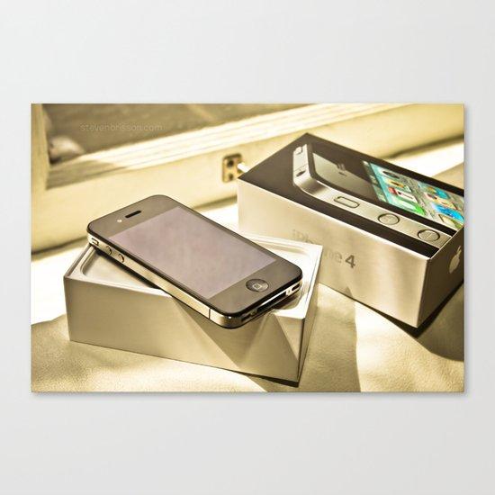 iPhone 4 Canvas Print