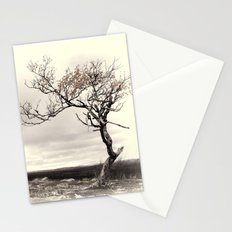 Lonely Tree #5 Stationery Cards