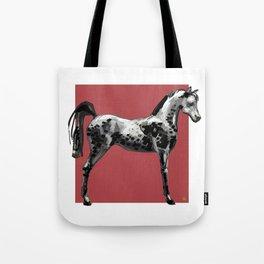 'Grey Horse' Tote Bag