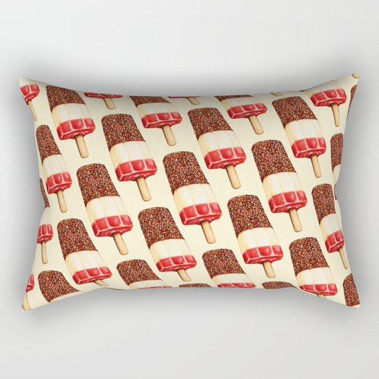Ice Lolly Pattern - Fab Rectangular Pillow